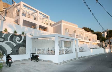 Hyperion Hotel Kalymnos
