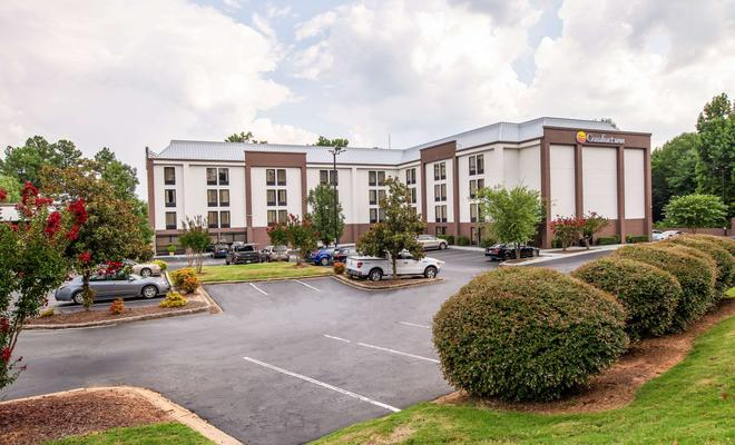 Baymont Inn And Suites Greenville