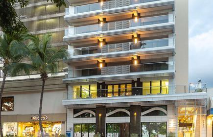 Espacio The Jewel Of Waikiki