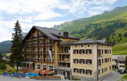 Hotel Alpina Parpan