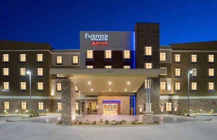 Fairfield Inn & Suites Fort Stockton