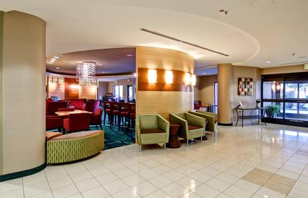 SpringHill Suites by Marriott Fresno