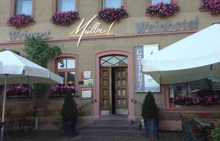 Müller Das Weinhotel