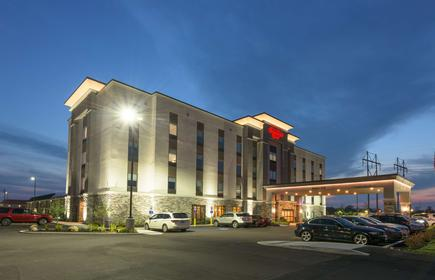 Hampton Inn Hamburg