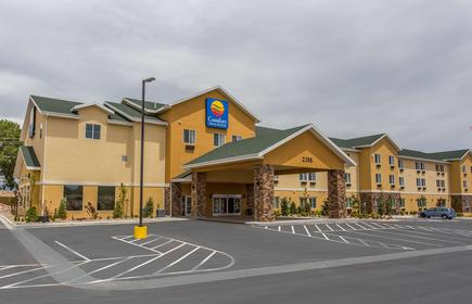 Comfort Inn and Suites Vernal - National Monument Area