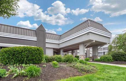 Clarion Hotel and Conference Center Harrisburg West