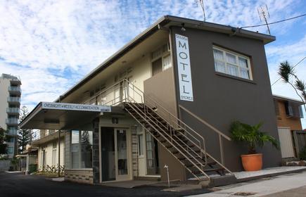 Golden Shores Airport Motel