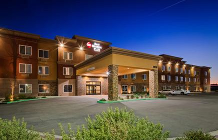 Best Western Plus Desert Poppy Inn