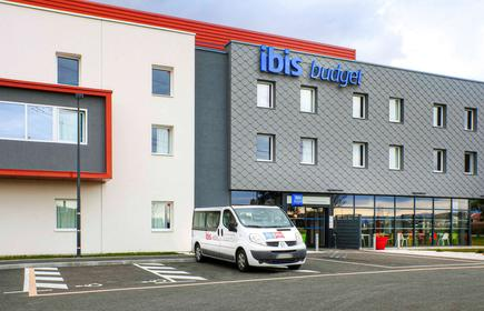 ibis budget Geneve Saint Genis Pouilly