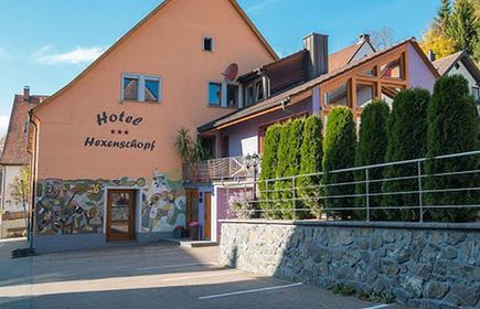 Wellnesshotel Und Restaurant Hexenschopf