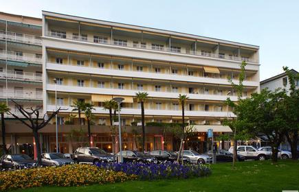 Hotel la Palma au Lac