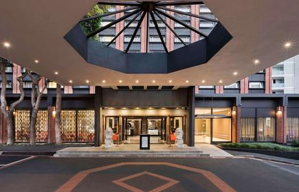 Pullman Auckland Hotel & Apartments