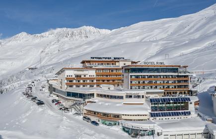 Ski- & Golfresort Hotel Riml
