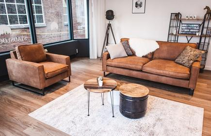 Beautiful 2-Bedroom Apartment In The Middle Of The Bustling City Center Of Leeuwarden