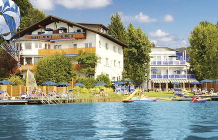 Barry Memle Lake Side Resort