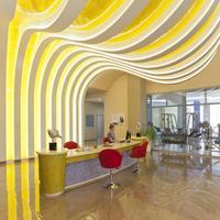 Atrium Platinum Luxury Resort Hotel & Spa Bar Lounge