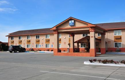 Best Western Antelope Inn & Suites