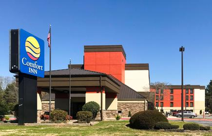 Comfort Inn and Suites Clemson - University Area