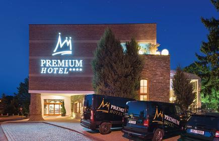 Premium Wellness & Wine Hotel