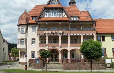 Amadeus Boutique Hotel Deutscher Hof Inn & Suites