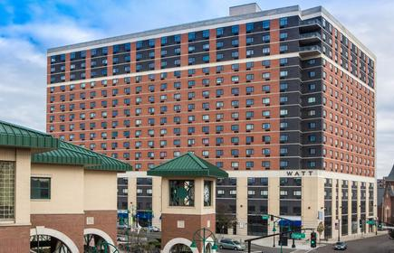 Watt Hotel Rahway, Tapestry Collection by Hilton
