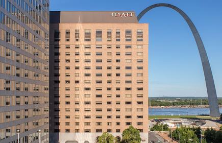 Hyatt Regency St Louis At The Arch