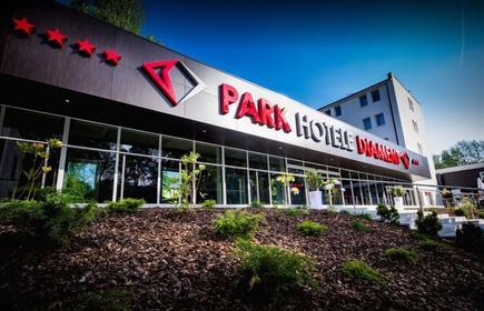 Park Hotel Diament Zabrze - Gliwice