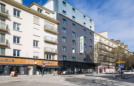 Campanile Rennes Centre - Gare