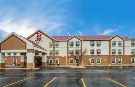 Red Roof Inn & Suites Monee