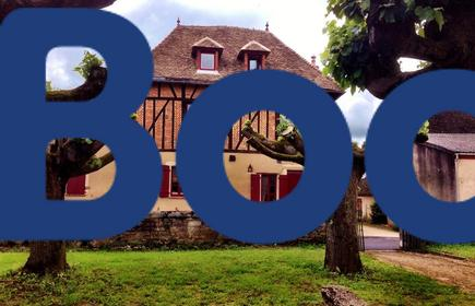 Jan's place in Burgundy