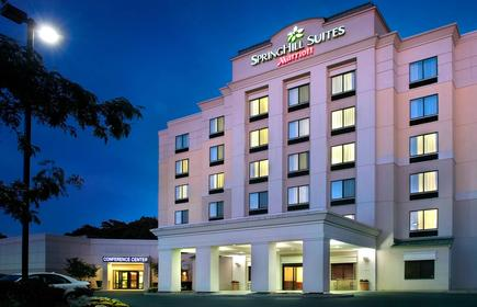 SpringHill Suites by Marriott Boston Peabody