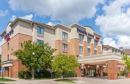 SpringHill Suites by Marriott Minneapolis Eden Prairie