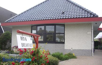 Bed & Breakfast aan Zee