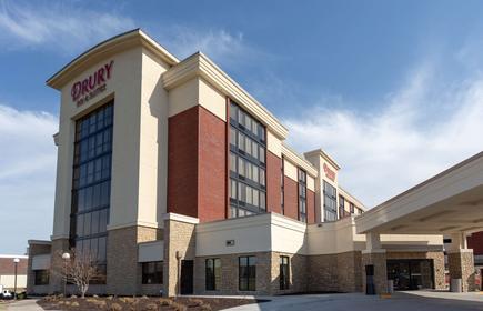 Drury Inn & Suites Kansas City Overland Park