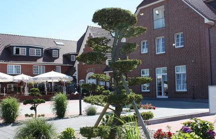 Hotel Neuwarft Dagebüll