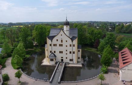 Wasserschloss Klaffenbach Schlosshotel