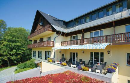 Ferienhotel Haus am Ahorn