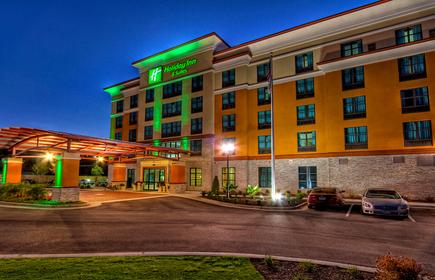 Holiday Inn & Suites Tupelo North