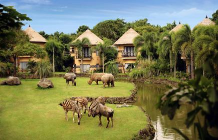 Mara River Safari Lodge At Bali Safari & Marine Park