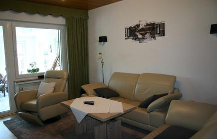 Apartment clear view! Directly at the Teutoburger forest in bath Iburg