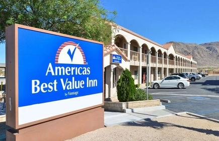 Americas Best Value Inn - Joshua Tree/Twentynine Palms