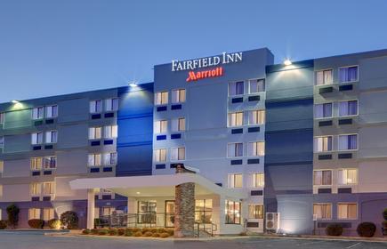 Fairfield Inn by Marriott Boston Tewksbury/Andover