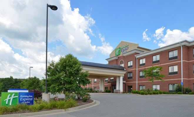 Holiday Inn Express Hotel & Suites Bridgeport