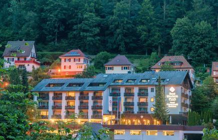 Best Western Plus Schwarzwald Residenz In Triberg
