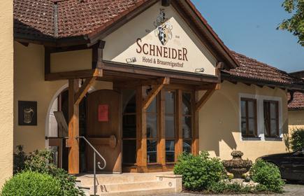 Bierhotel - Brauereigasthof Schneider