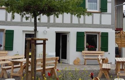Cafe Und Pension Schlupfwinkel