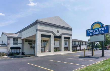 Days Inn & Suites by Wyndham Columbus East Airport