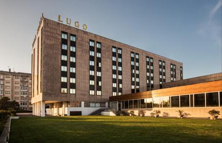 Eurostars Gran Hotel Lugo