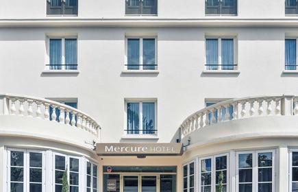 Hôtel Mercure Paris Saint Cloud Hippodrome