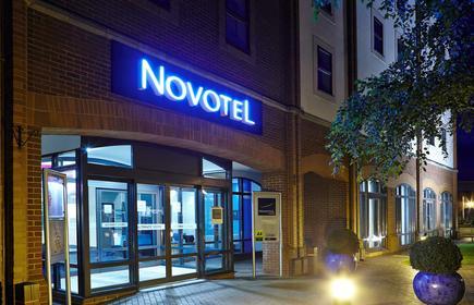 Novotel Ipswich Centre